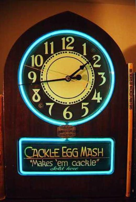 Electric Ad Clock Company